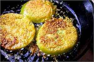 Fried Green Tomatos recipe